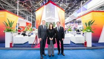 Frankfurt,Messe Frankfurt ,Presse,News,Medien,Aktuelle,CIIE,China,China International Import Expo