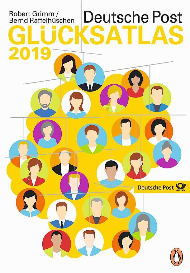 Glücksatlas 2019,Glücksatlas,Deutsche Post,Berlin,Presse,News,Medien,Aktuelle,Nachrichten,Online
