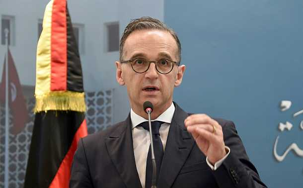 Heiko Maas,Iran,Politik,EU,Presse,News,Medien,Berlin