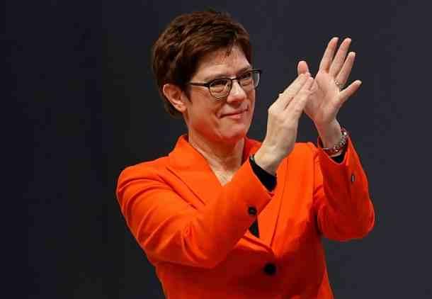 Annegret Kramp Karrenbauer,AKK,Berlin,Politik,Presse,News