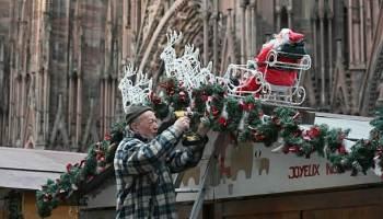Straßburger Weihnachtsmarkt,Presse,News,Medien,Aktuelle