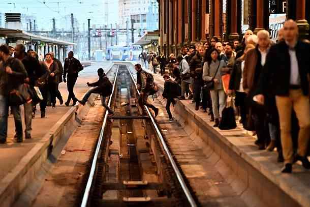 Frankreich,Deutschland,Streik ,Presse,News,Medien,Aktuelle