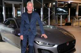 Jaguar F-TYPE,München,Auto,Rebecca Mir ,Presse,News