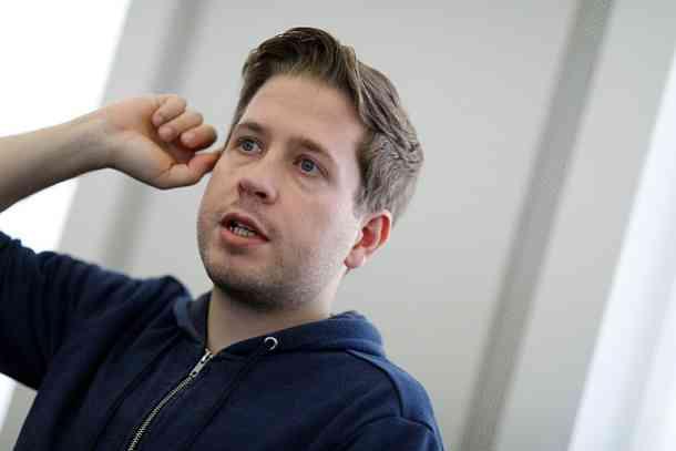 Kevin Kühnert, Politik,Berlin, GroKo, Presse,News,