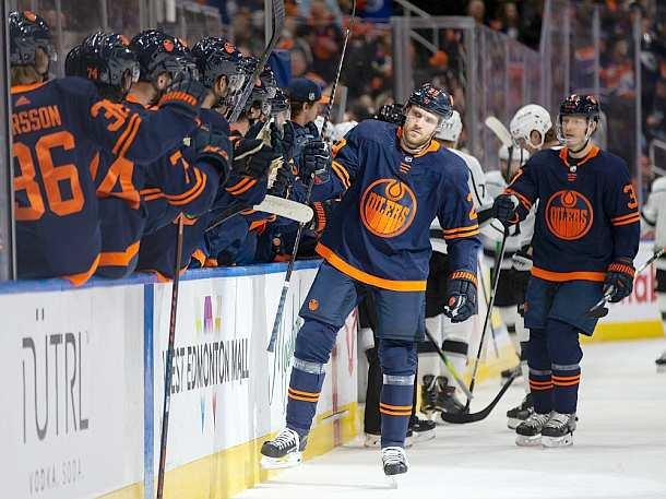 NHL- Draisaitl bei Oilers-Niederlage mit Torvorlage