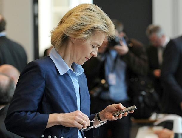 Ursula von der Leyen,CDU,Politik,Presse,News,Medien,Aktuelle