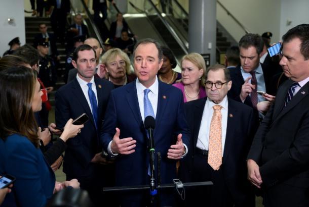 Adam Schiff ,Politik,Presse,News,Medien,Donald Trump