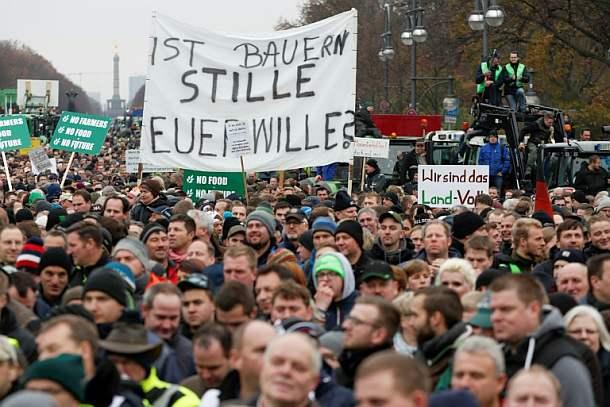 Bauernprotest ,Landwirte ,Berlin,Presse,News,Medien