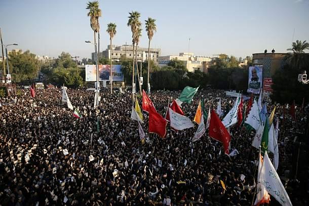 Kassem Soleimani,Iran,Presse,Online,News,Medien