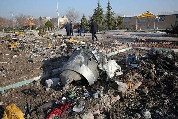 Iran räumt versehentlichen Abschuss von ukrainischem Flugzeug ein