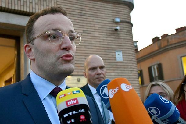 Coronavirus,Berlin,Politik,Jens Spahn,News,Aktuelle