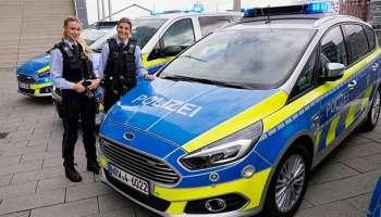 Ford,Auto,Koln,Messen,Polizei,GPEC,Presse,News