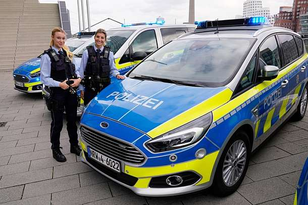 Ford,Auto,Koln,Messen,Polizei,GPEC,Presse,News