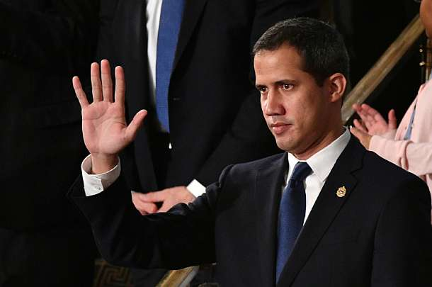 Juan Guaidó,Politik,Washington,Presse,News,Medien