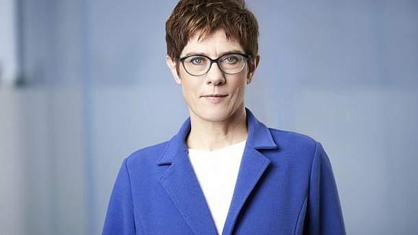 Annegret Kramp Karrenbauer,Politk,Presse,News,Aktuelle