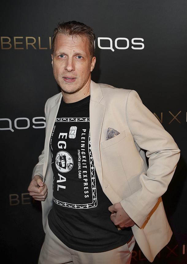 Oliver Pocher,IQOS,Berlin,Event,Star News,Medien,Presse