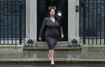 Priti Patel ,Großbritannien,Presse,News,Medien,Aktuelle