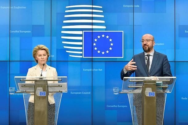 Corona-Krise,EU;Politik,Presse,News,Medien,Aktuelle
