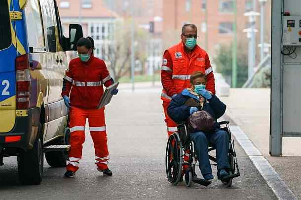 Coronavirus,Spanien,Presse,News,Medien,Aktuelle