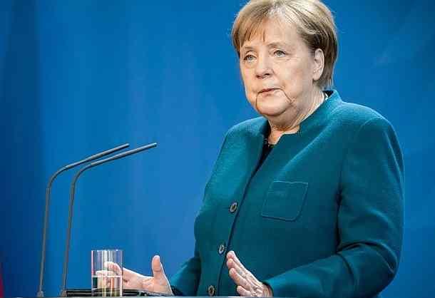 Berlin,Politik,Angela Merkel,Coronavirus,Presse,News,Medien