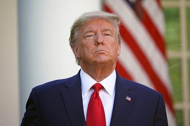 Trump deutet Verschärfung der Einreisebeschränkungen für EU-Bürger