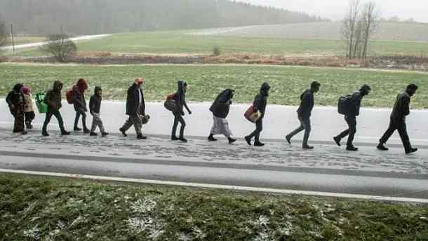 Flüchtlinge,Flüchtlingskrise,Presse,News,Medien,Aktuelle