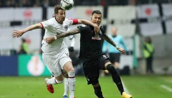 Frankfurt ,Bremen,Pokalhalbfinale,Sport,Presse,News,Medien