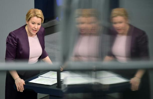 Berlin,Franziska Giffey,Politik,Presse,News,Medien