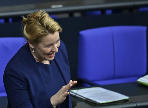 Franziska Giffey,Presse,News,Politik,Aktuelle,Berlin