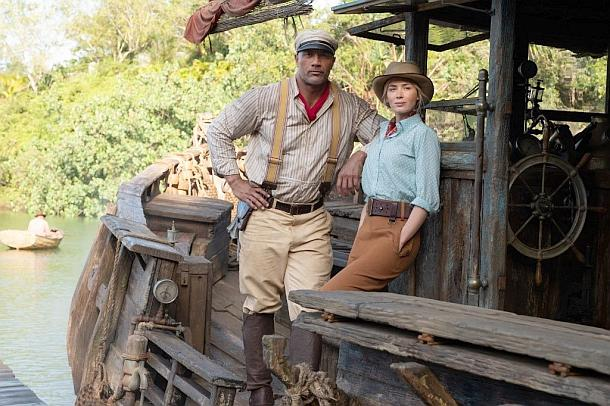 JUNGLE CRUISE,Film,Medien,Presse,News,Akzuelle