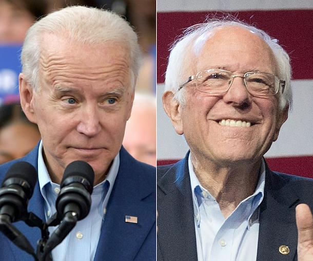 Vorwahlen,Joe Biden,Bernie Sanders,Politik,Presse,News