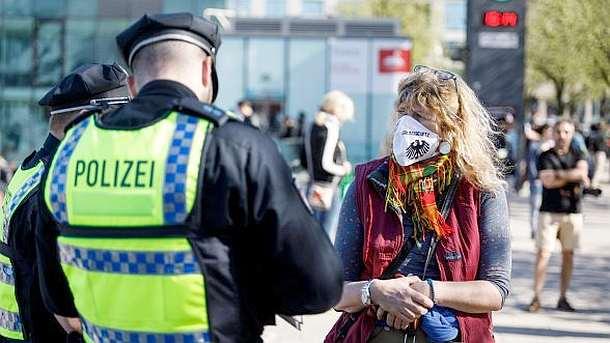 Demo,Berlin Demo,DemoBerlin,Corona-Regeln,News