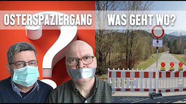 #Osterspaziergang , Osterspaziergang, Ostern,Medien,Presse,News
