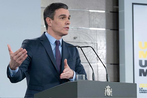 Pedro Sánchez,Spanien,Politik,Presse,News,Medien,Aktuelle