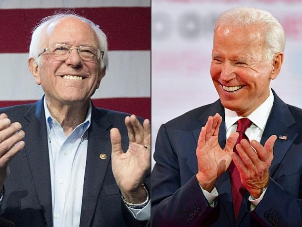 US-Wahlkampf,Joe Biden,Bernie Sanders,Politik,Presse,News,Medien
