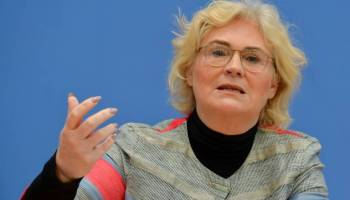 Christine Lambrecht,Presse,News,Medien,Aktuelle,Politik
