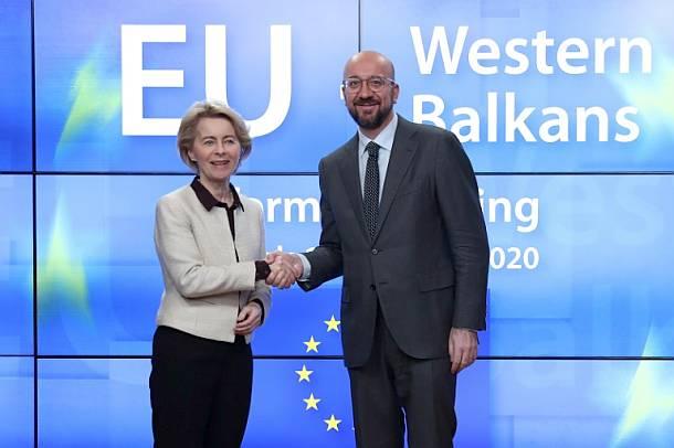 EU-Gipfel,Politik,Presse,News,Medien,Corona-Krise
