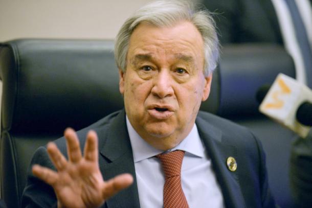 António Guterres,Presse,News,Medien,Aktuelle