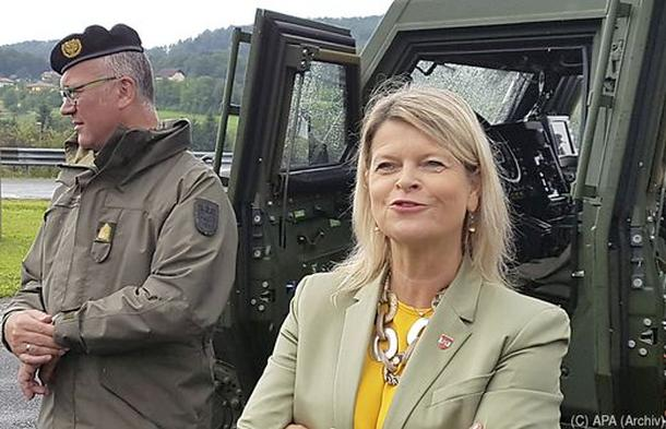 Klaudia Tanner,Villach,Politik,Presse,News,Medien