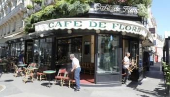 Pariser Café de Flore, Neu Frankreich,Presse,News,Medien