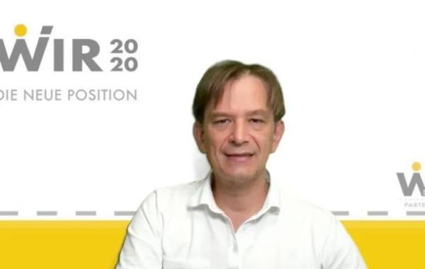 Bodo Schiffmann,Partei WIR2020,News,Medien,Aktuelle