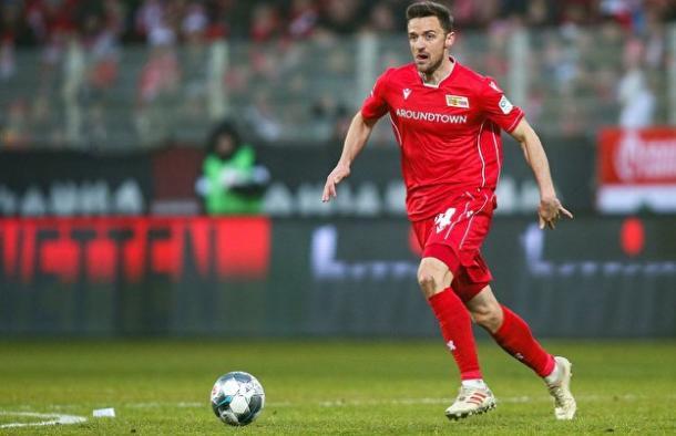 Christian Gentner,1. FC Union Berlin,Sport,Fußball