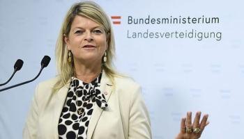 Klaudia Tanner,Eurofighter,Politik,Presse,News,Medien,Aktuelle