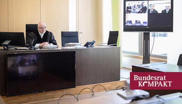 Bundesrat,Berlin,Online,Strafvollzug,Presse,News,Medien