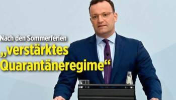 Jens Spahn,Politik,Presse,News,Medien,Berlin,Reiserückkehrer