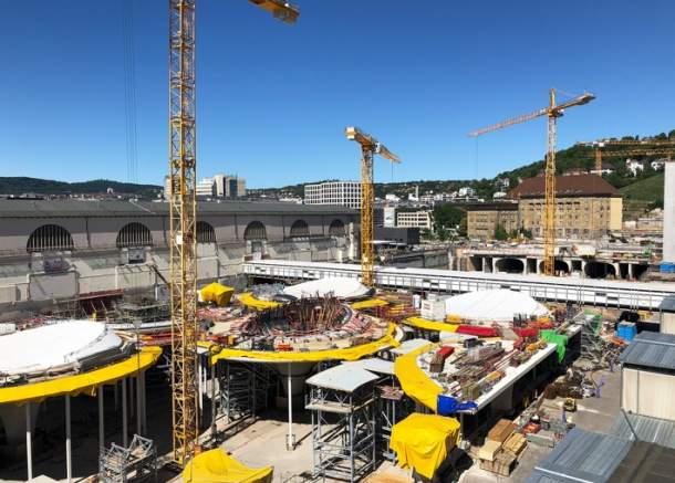 Bahnprojekt Stuttgart 21,Presse,News,Medien,Aktuelle