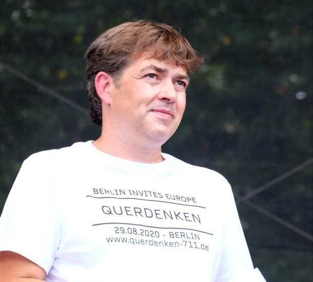 Querdenken,Michael Ballweg,Querdenker,Medien,Presse,News