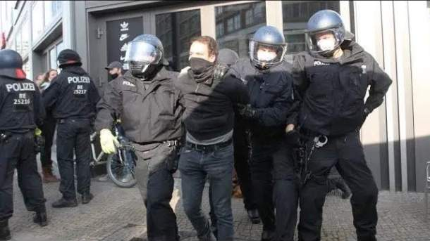 Querdenken,Berlin,Presse,News,Medien