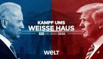 Weiße Haus,US-Wahl 2020,Presse,Politik,Medien