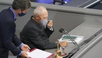 Wolfgang Schäuble,Presse,Medien,Politik,Bundestag
